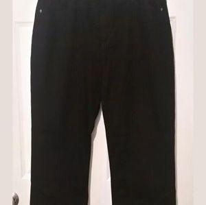 Lauren Jeans Co. RALPH LAUREN Black Jeans 16